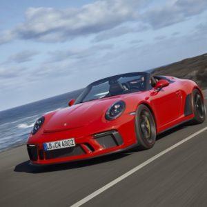 Essai de la Porsche 911 speedster : que vaut la Porsche 911 Speedster ?